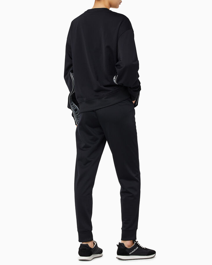 CALVIN KLEIN ACTIVE ICON BRUSHED SWEAT PANTS