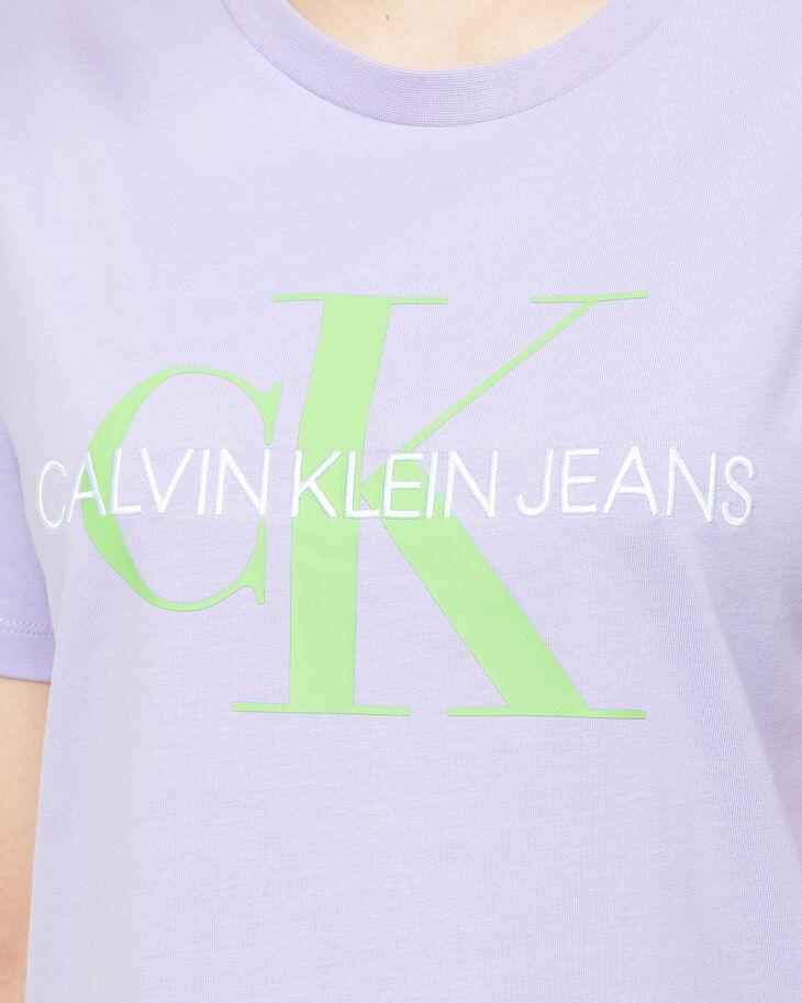CALVIN KLEIN 花押字有機棉上衣