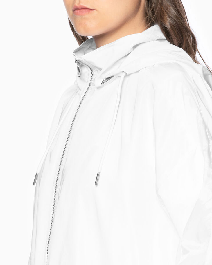 CALVIN KLEIN ZIP UP フード付きジャケット