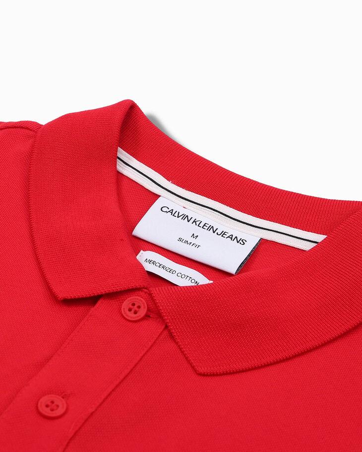CALVIN KLEIN CHINESE NEW YEAR CAPSULE SLIM POLO SHIRT