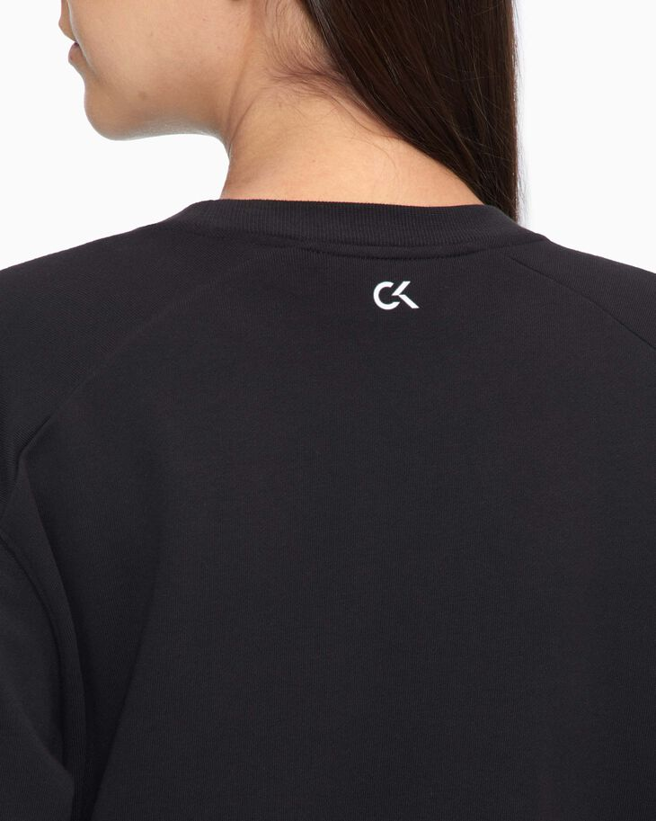 CALVIN KLEIN DIGITAL MOTION LOGO 衛衣