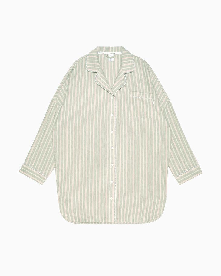 CALVIN KLEIN FLANNEL ナイトシャツ