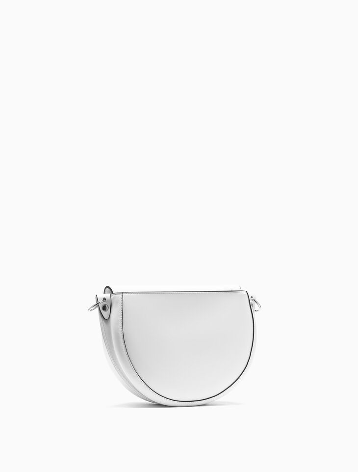 CALVIN KLEIN SMALL SADDLE BAG