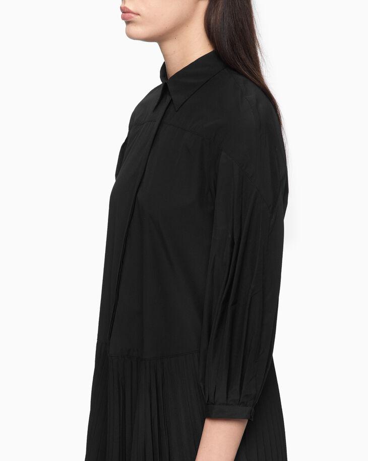 CALVIN KLEIN PLEATED SHIRT 連身裙