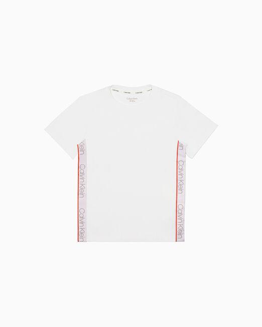 CALVIN KLEIN 남아용 LOGO TAPE 티셔츠