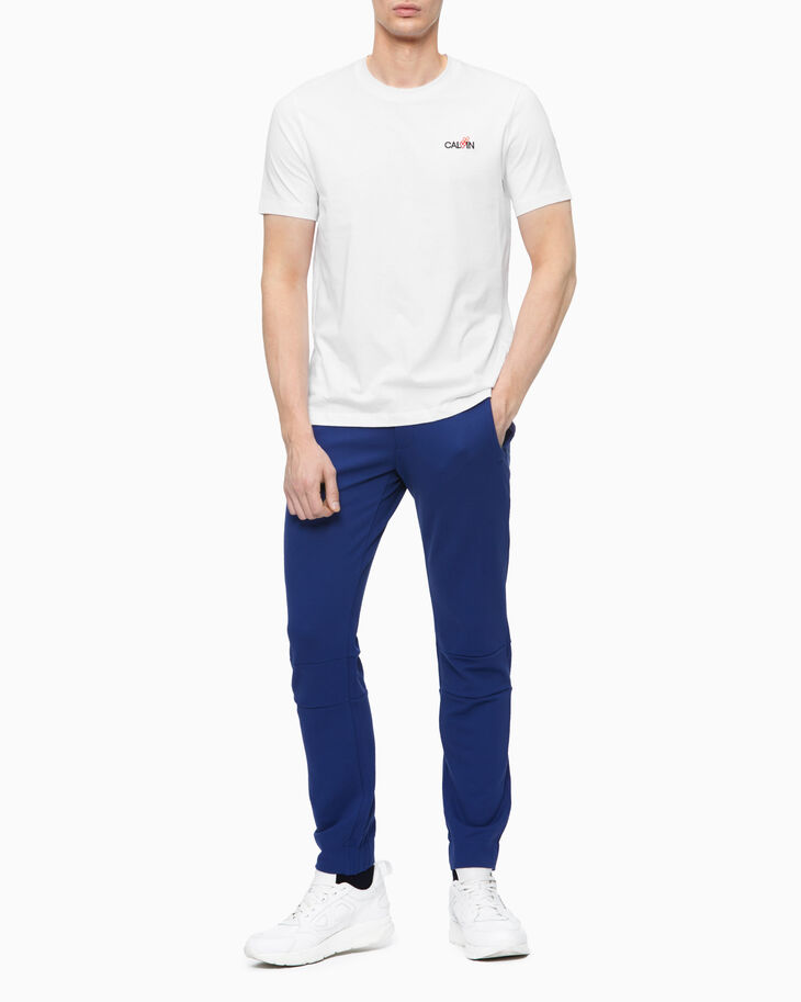 CALVIN KLEIN KNEE PATCH SWEATPANTS