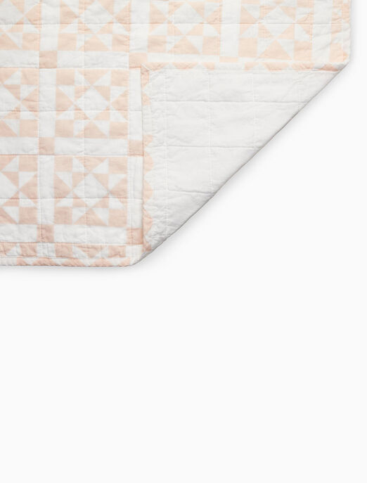 CALVIN KLEIN ABIGAIL 퀼트 핑크 228 X 240cm