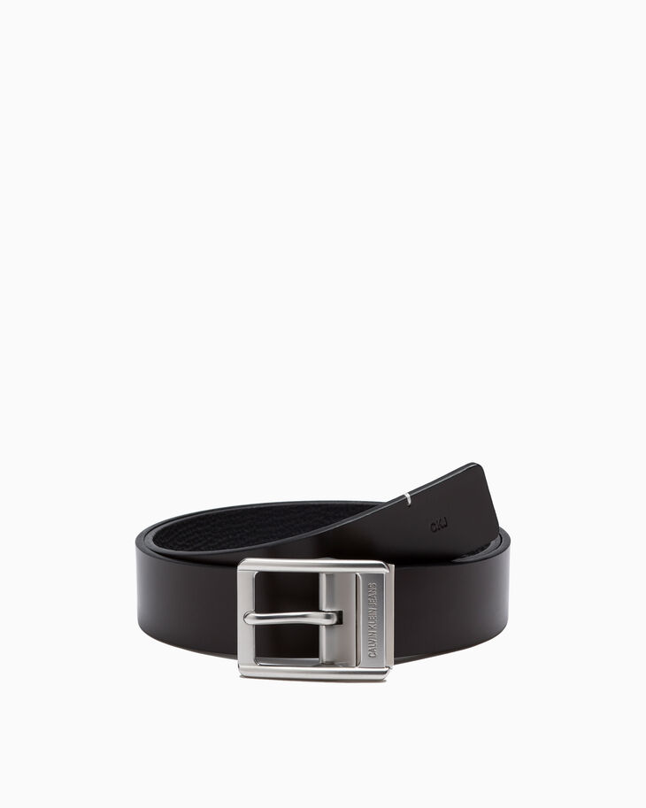 CALVIN KLEIN CLEAN LOGO BELT 38MM