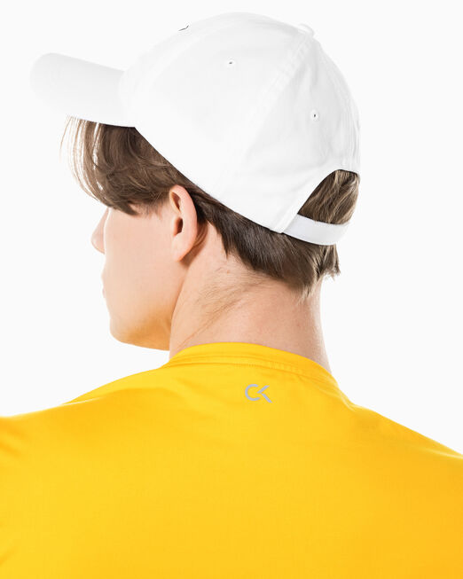 CALVIN KLEIN 남녀공용 CKJ 모노그램 캡 모자