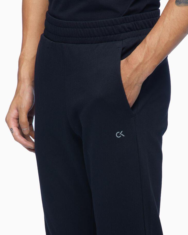 CALVIN KLEIN GRAPHIC KNIT SWEAT PANTS