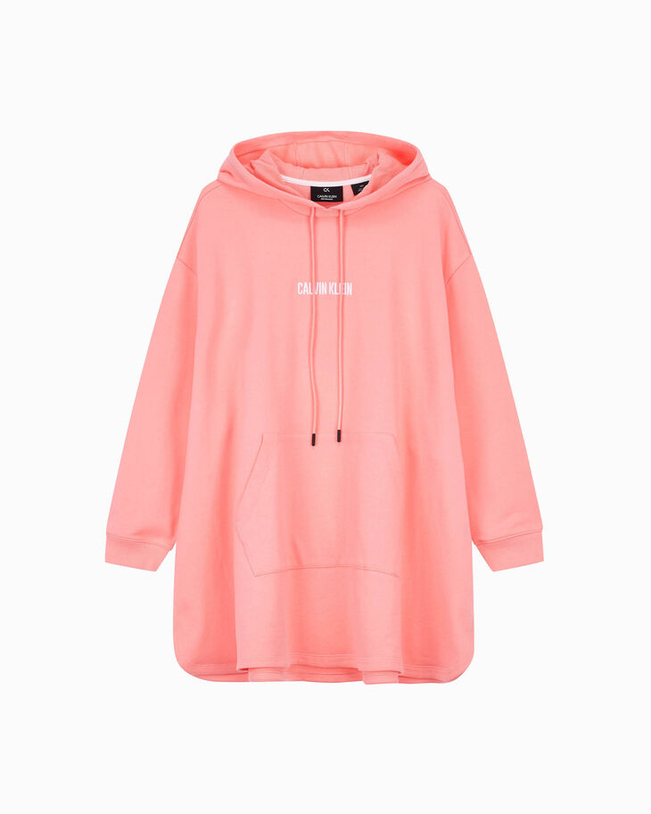 CALVIN KLEIN SUSTAINABLE ALWAYS ON A-LINE HOODIE