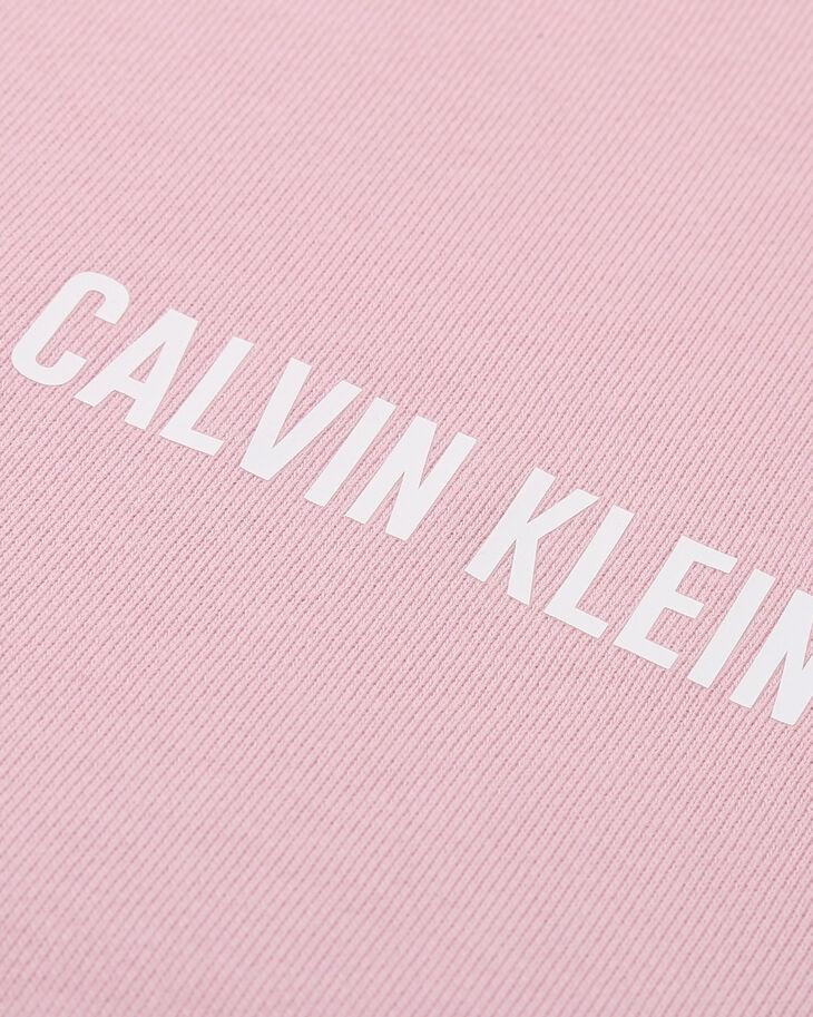 CALVIN KLEIN COLOR BLOCK LOGO HOODIE
