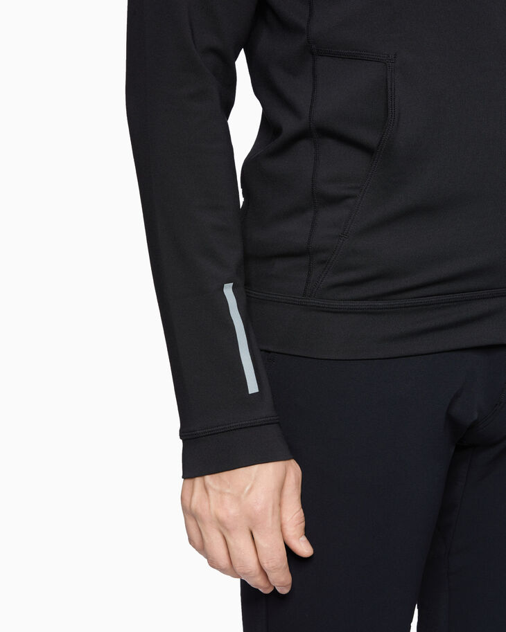 CALVIN KLEIN ACTIVE ICON TRAINING HOODED JACKET