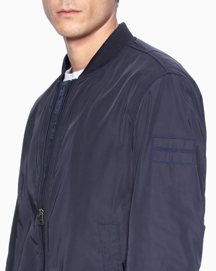 CALVIN KLEIN COLOR BLOCK ボンバージャケット