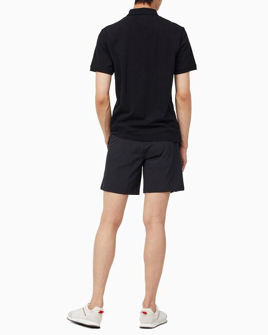 CALVIN KLEIN 남성 모노그램 폴로 반팔 티셔츠