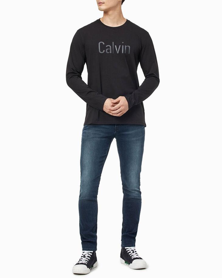 CALVIN KLEIN CALVIN LONG SLEEVE TEE