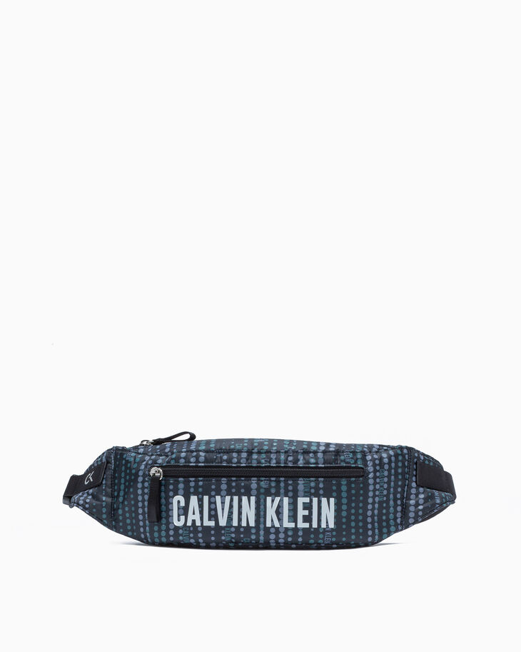 CALVIN KLEIN ELEVATION 可摺疊式腰包