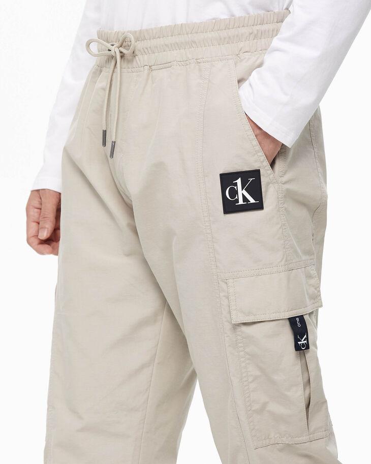 CALVIN KLEIN CK ONE WOVEN PANTS