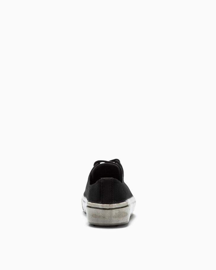 CALVIN KLEIN 低筒帆布運動鞋