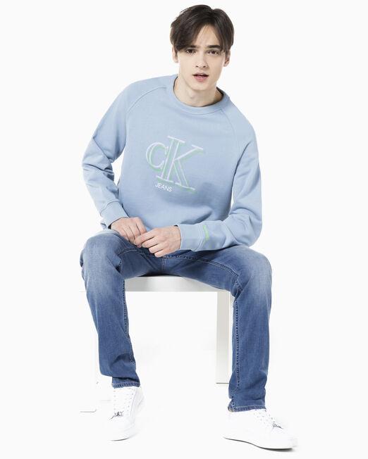 CALVIN KLEIN [박서준 데님] 남성 바디핏 37.5 데님