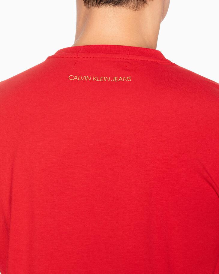 CALVIN KLEIN CNY CAPSULE STATEMENT TEE