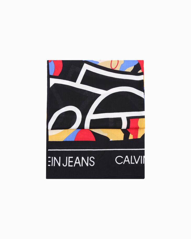 CALVIN KLEIN 農曆新年限定圍巾