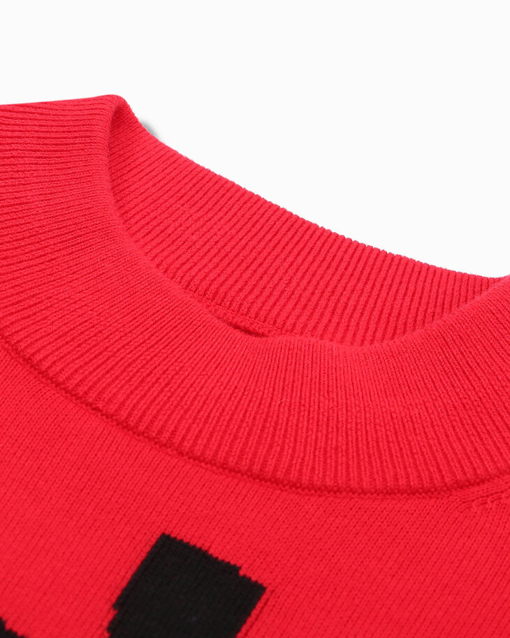 CALVIN KLEIN CHINESE NEW YEAR CAPSULE PULLOVER SWEATER