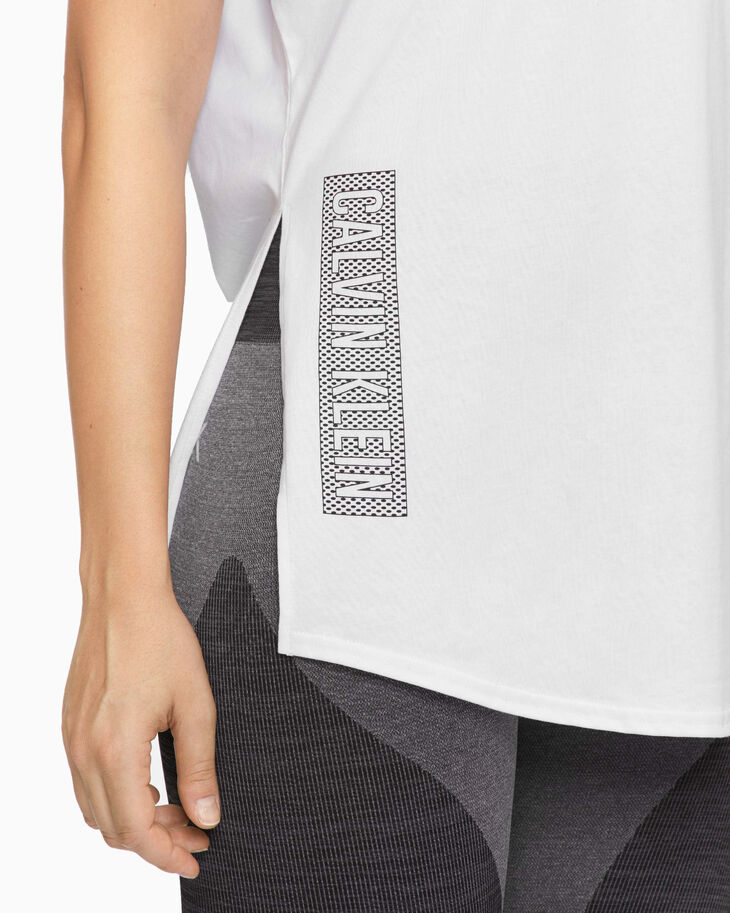 CALVIN KLEIN DIGITAL MOTION COLOR BLOCK TEE