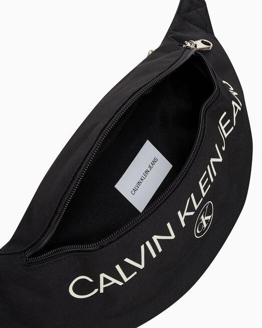 CALVIN KLEIN 남성 SE Inst 로고 스트릿팩 슬링