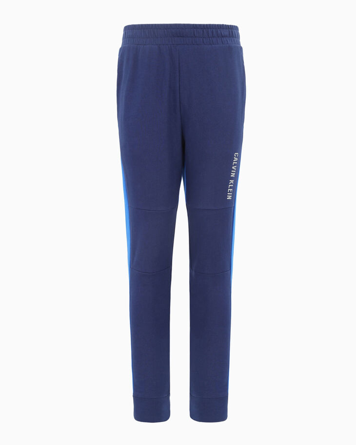 CALVIN KLEIN COLOR BLOCK SWEAT PANTS