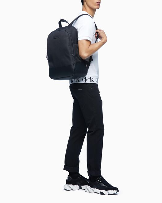 CALVIN KLEIN INDUSTRIAL NYLON BACKPACK