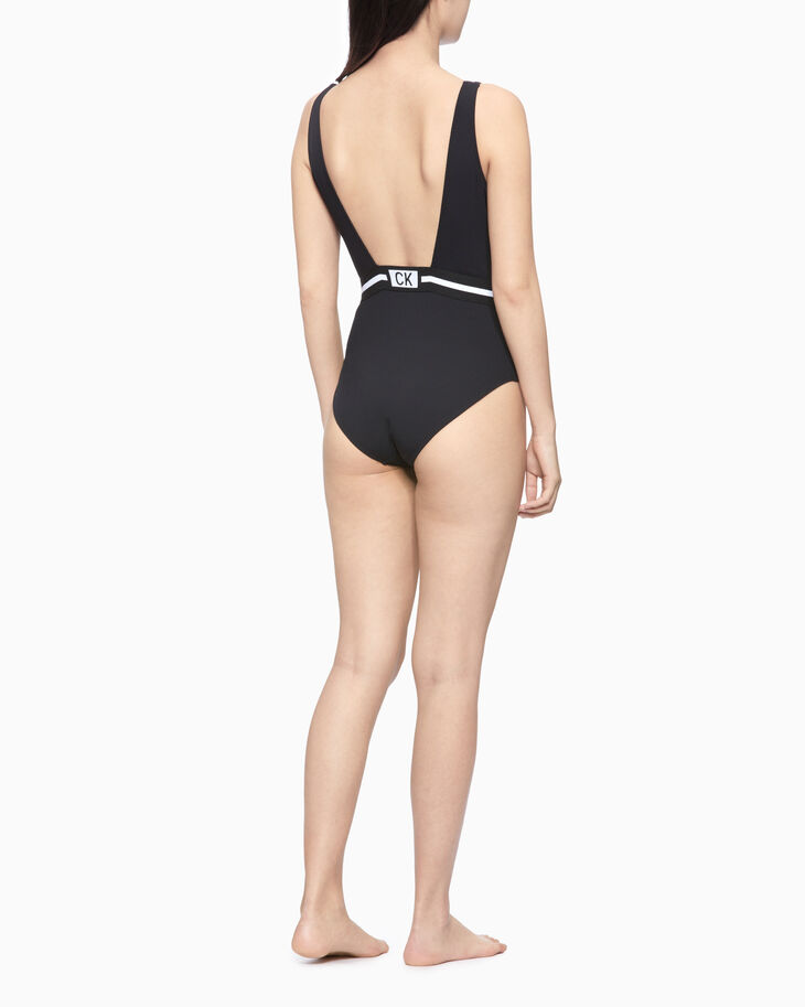 CALVIN KLEIN CORE RESET ONE PIECE SWIMSUIT