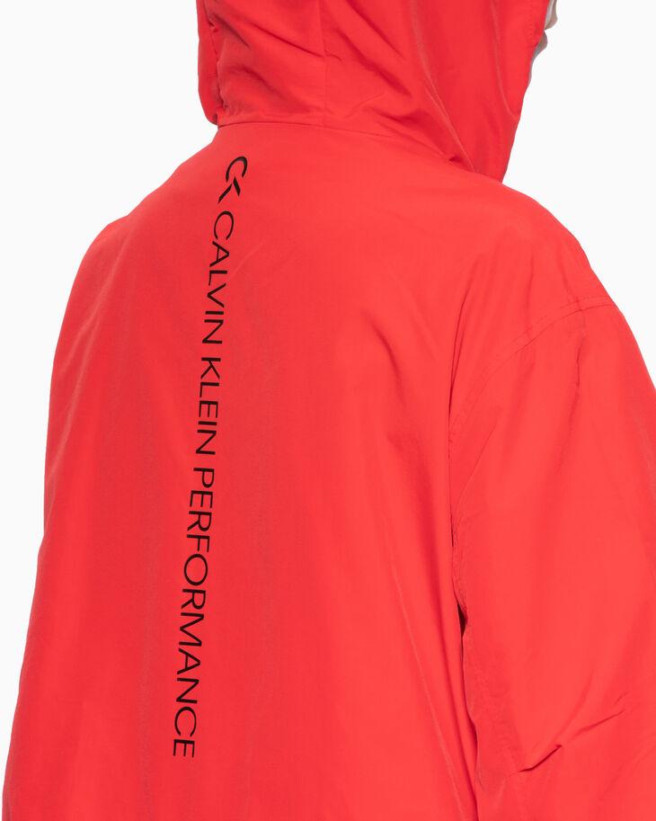 CALVIN KLEIN CNY 特別版平織連帽防風外套