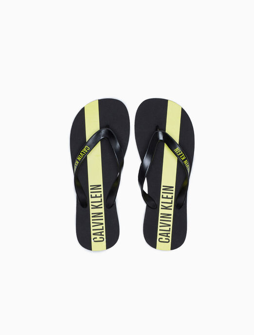 CALVIN KLEIN INTENSE POWER PLUS FLIP FLOP SANDALS