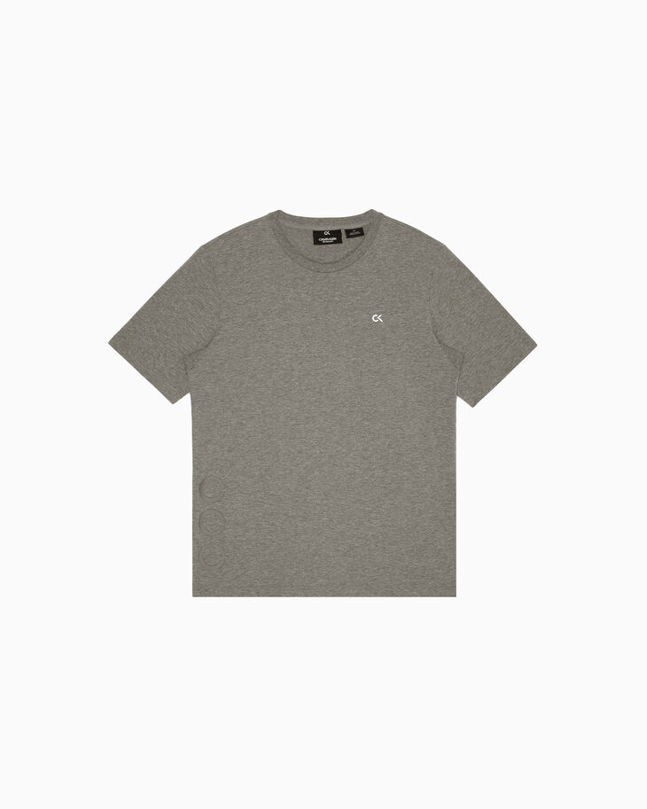 CALVIN KLEIN STATEMENT ESSENTIALS CIRCLE TEE