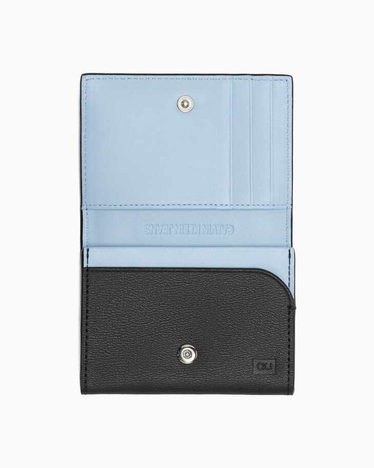 CALVIN KLEIN MONOGRAM CARD CASE