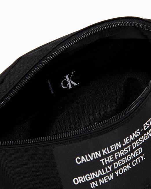 CALVIN KLEIN 남성 CKJ 스포츠 에센셜 팜트리 슬링백