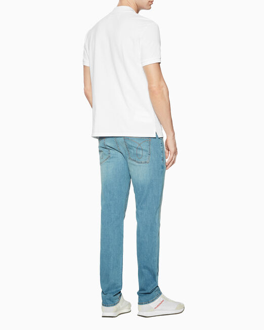 CALVIN KLEIN PIMA COTTON 폴로 셔츠