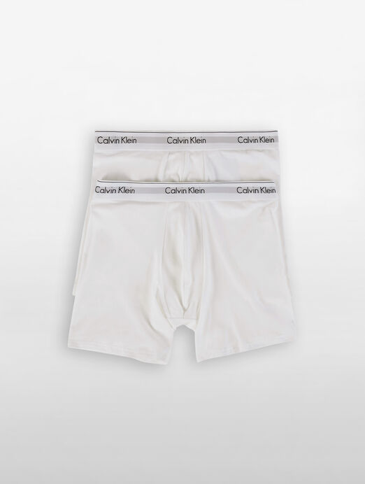 CALVIN KLEIN MODERN COTTON STRETCH 박서 브리프 2개입
