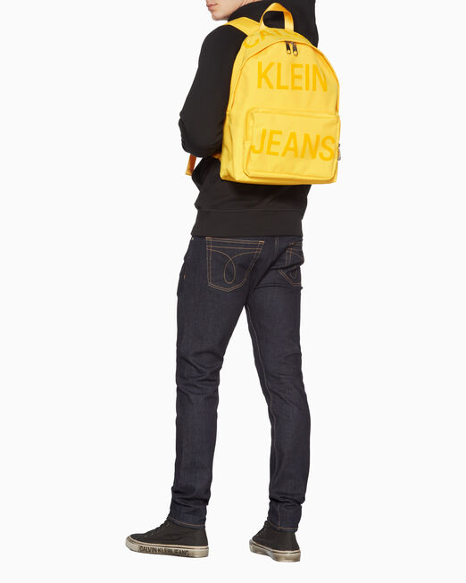CALVIN KLEIN BILLBOARD 캠퍼스 백팩 45