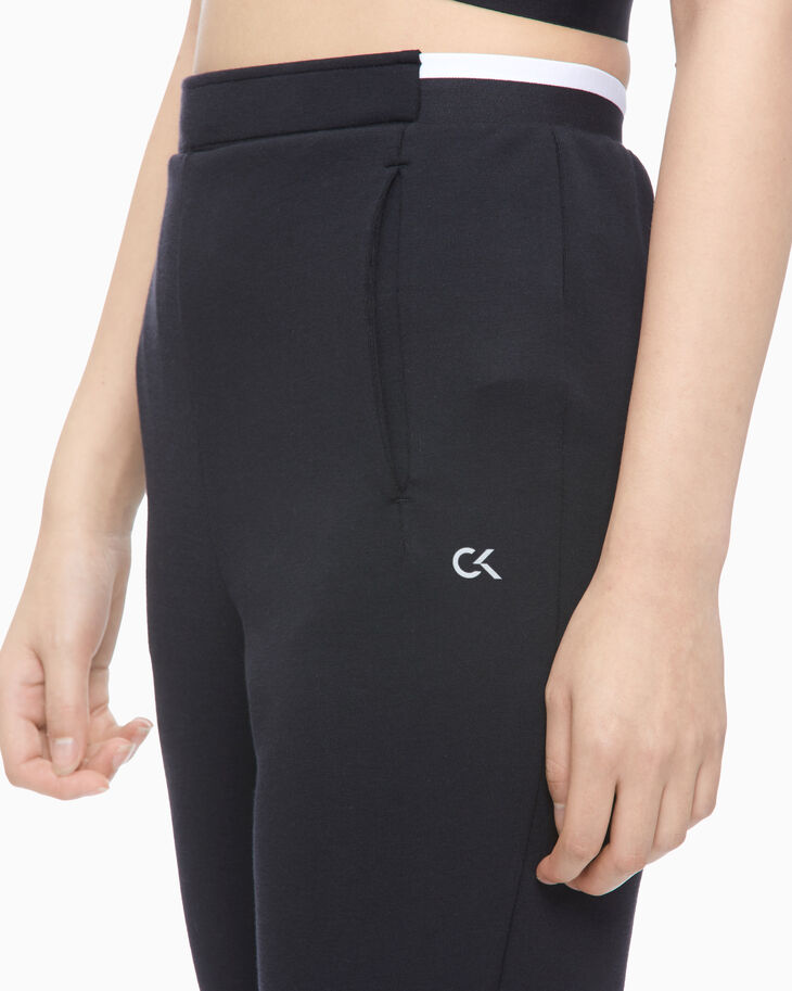 CALVIN KLEIN MODERN SWEAT TRAINING PANTS