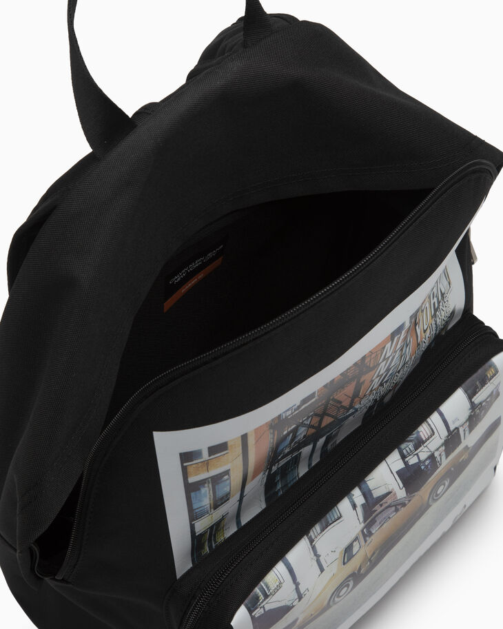 CALVIN KLEIN SPORT ESSENTIALS PHOTO PRINT CAMPUS BACKPACK