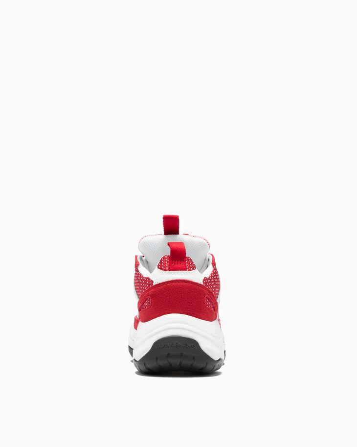 CALVIN KLEIN DUAL TONE 麂皮運動鞋
