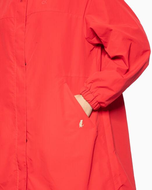 CALVIN KLEIN 여성 씨엔와이 우븐 재킷