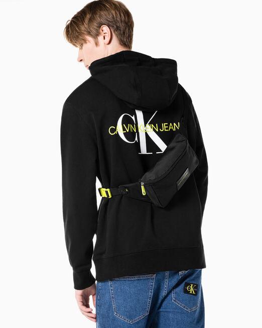 CALVIN KLEIN 남성 CKJ 스포츠 에센셜 슬링백