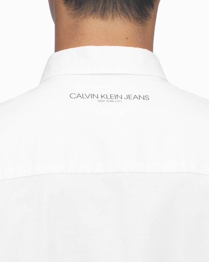 CALVIN KLEIN SKATER GRAPHIC RELAXED SHIRT