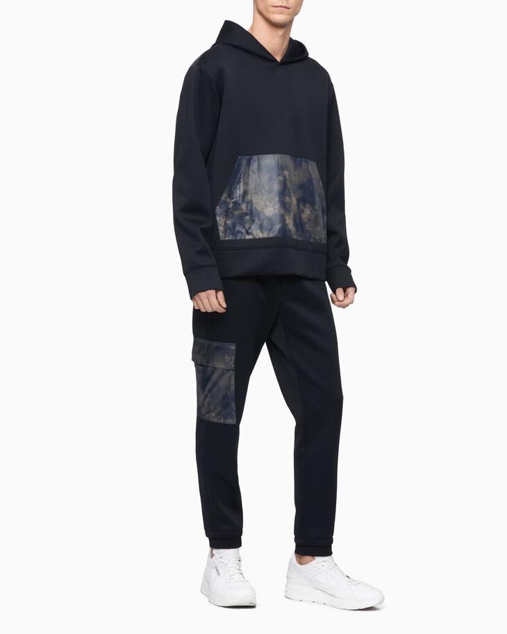 CALVIN KLEIN OXIDIZED PRINT SWEATPANTS