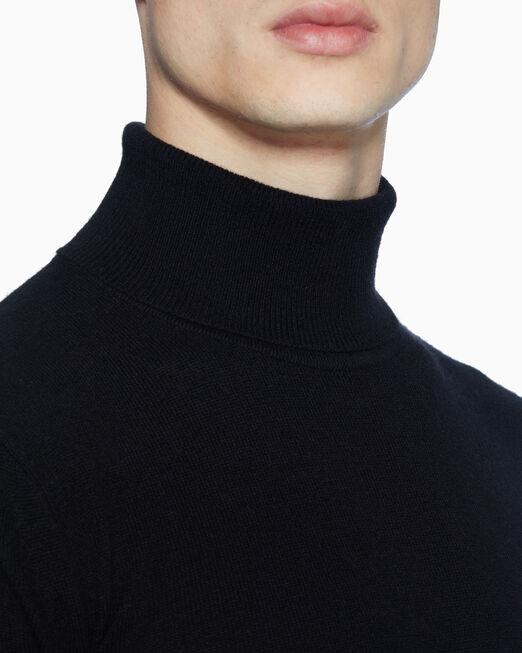 CALVIN KLEIN 울 캐시미어 풀오버 스웨터