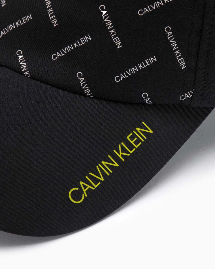 CALVIN KLEIN CORE ALL OVER LOGO CAP