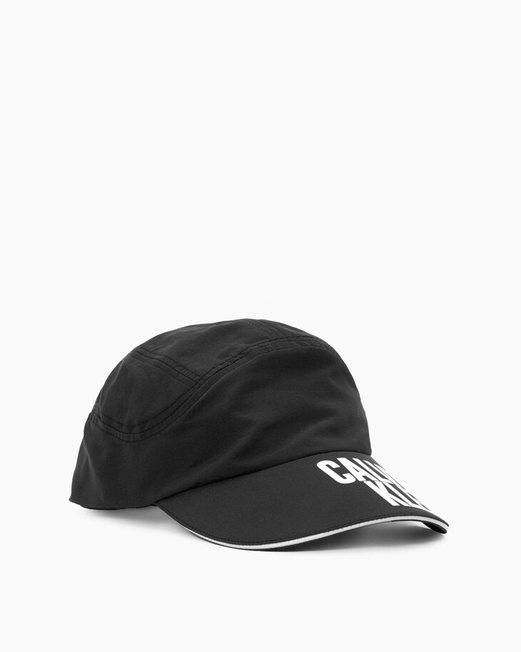 CALVIN KLEIN PERFORMANCE LAYERED LOGO CAP